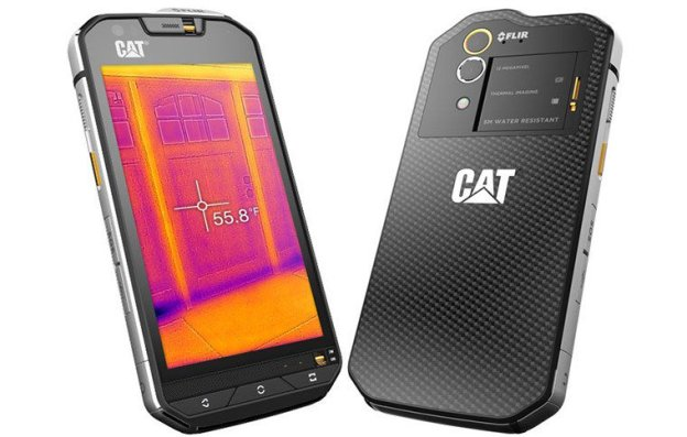 cat s60 thermal camera phone specs price and release date bgr. Black Bedroom Furniture Sets. Home Design Ideas