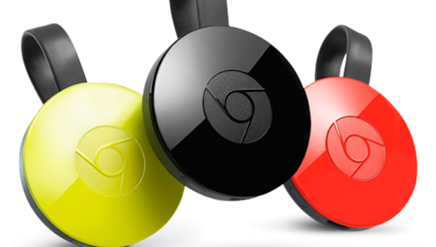 Google Chromecast, Home