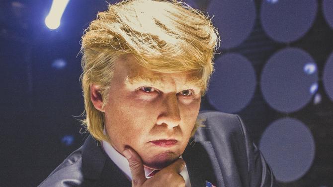 Trump Reddit AMA