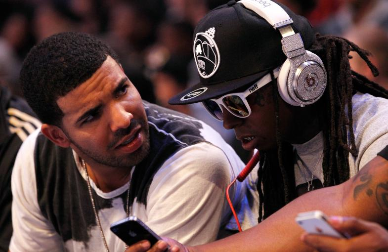 Hip Hop Lyrics Technology References