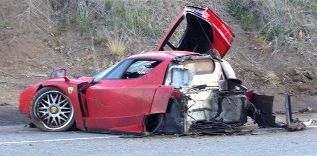 enzo 2006 accident