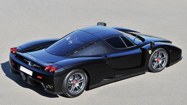 Ferrari Enzo restore auction