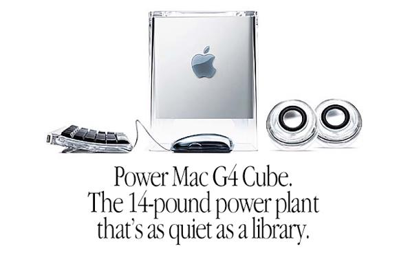 g4 cube