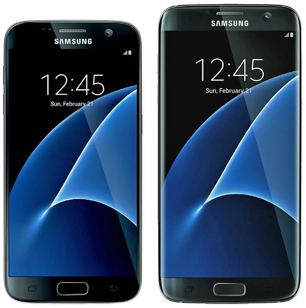 Galaxy S7 Edge Features