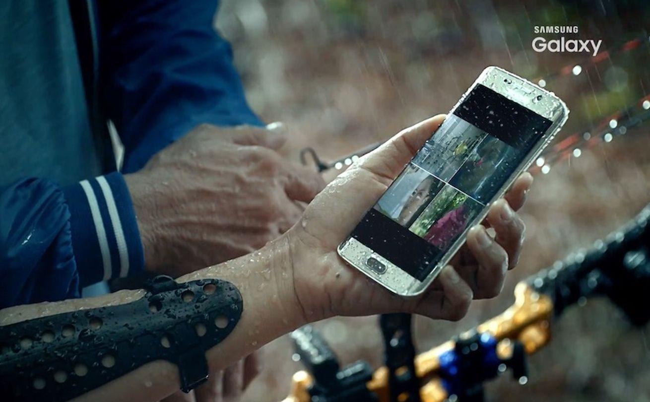 Galaxy S7 Video Waterproof