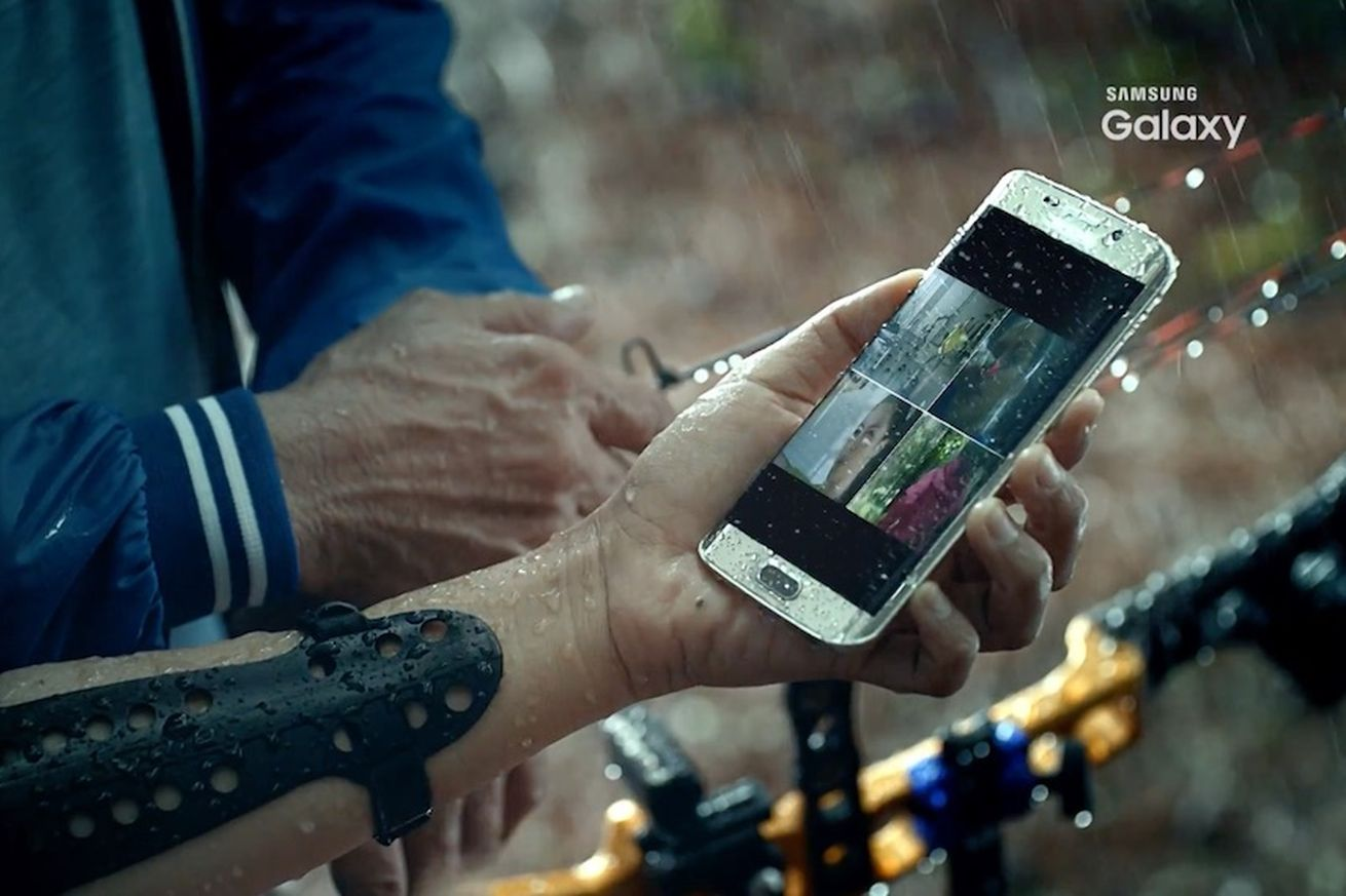 Galaxy S7 Video Waterproof