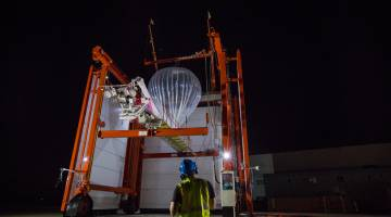 Google Project Loon Autolauncher