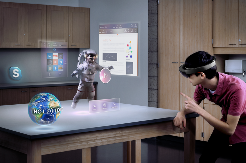 Microsoft HoloLens Development Edition Preorder