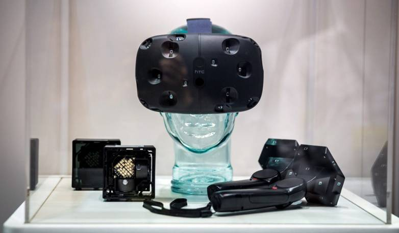 HTC Vive VR Sold Out