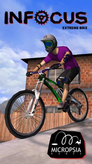 INFOCUS Extreme Bike