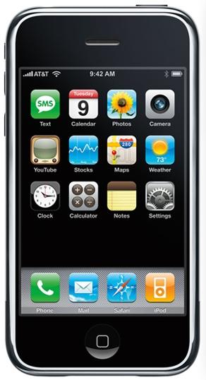 ios 1 original iphone