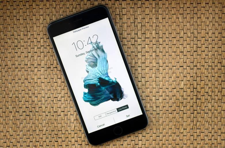 iPhone 7 iPhone 6s
