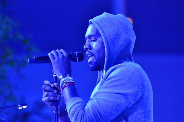 Kanye West Mashup