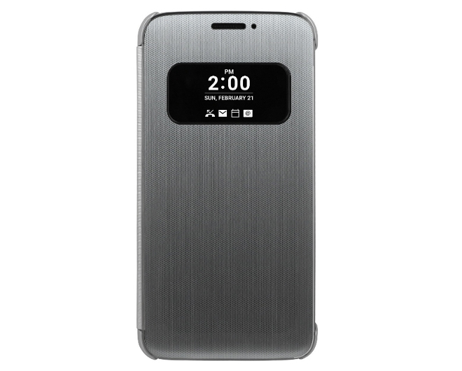 LG G5 Accessories Quick Cover