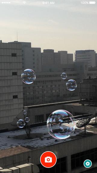 Live Bubble