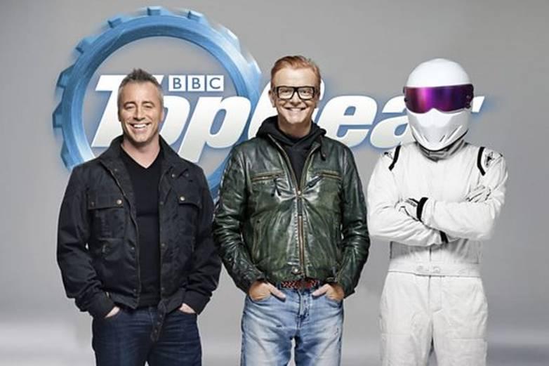 Top Gear Joey Friends