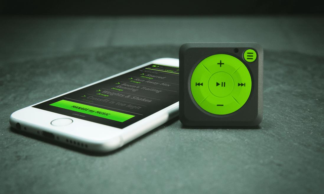 Spotify Player Device