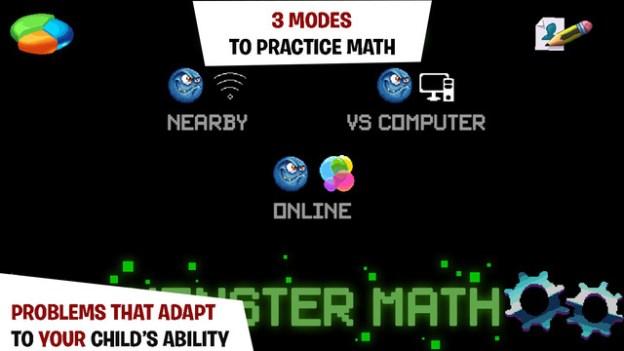 Monster Math 2 Multiplayer