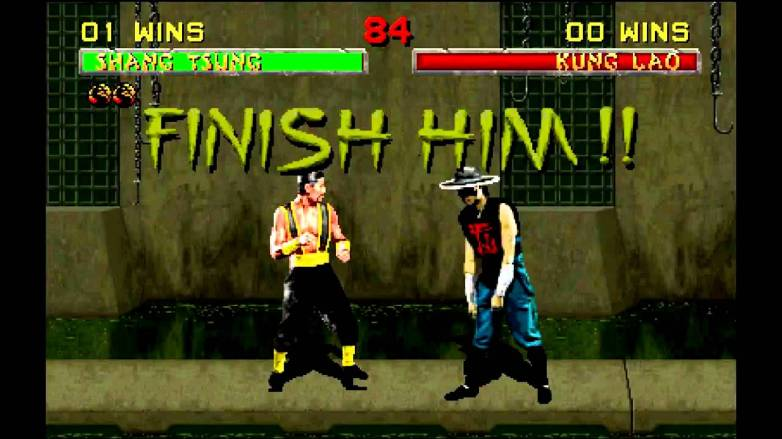Mortal Kombat Secret Menu Cheat Code Video