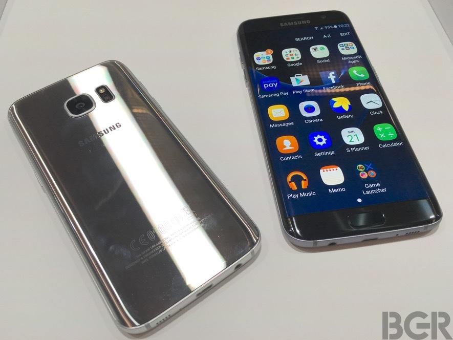Galaxy S7 Camera Video Recording