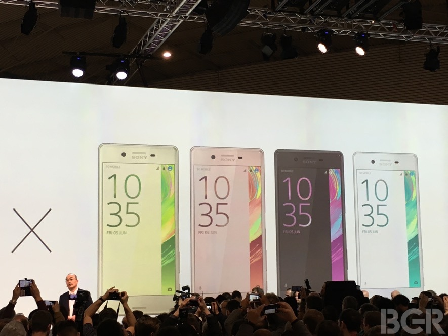 Sony Xperia X Specs Release Date