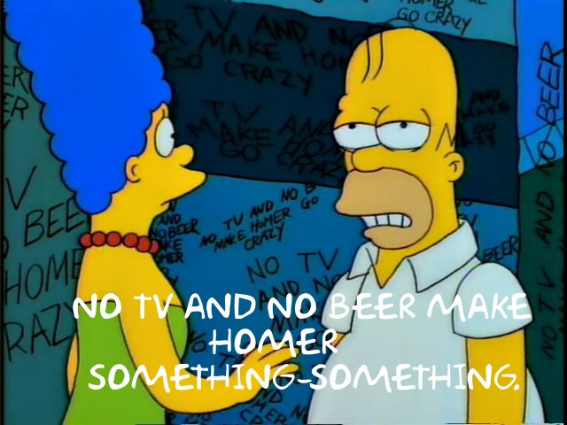 Frinkiac Simpsons Quotes Search Engine