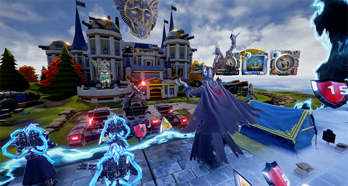 Oculus Rift Dragon Front CCG