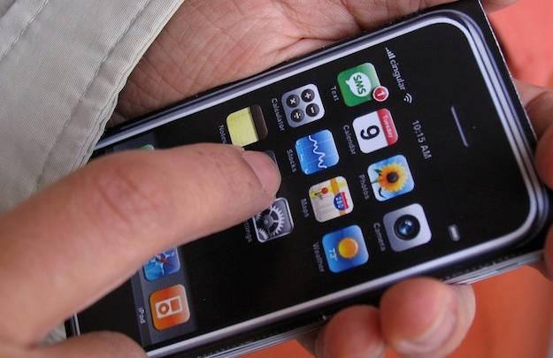 Original iPhone P1 and P2 Prototypes