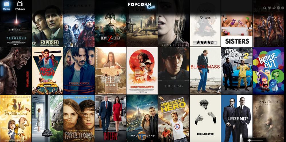 Pirate Bay Kickass Torrents Netflix Streaming