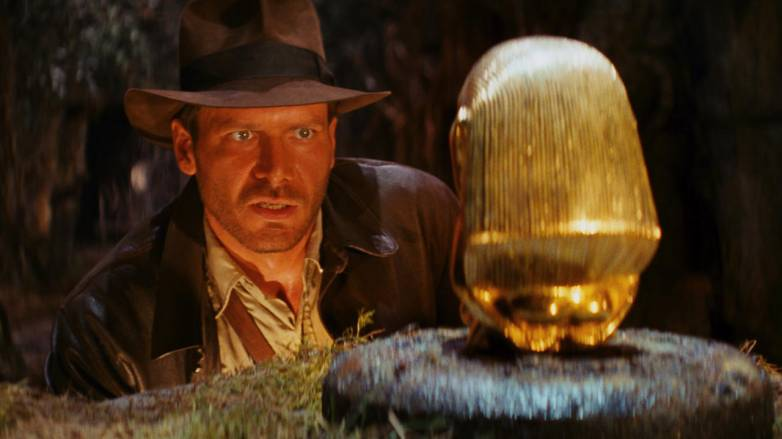 Indiana Jones Star Wars Easter Egg