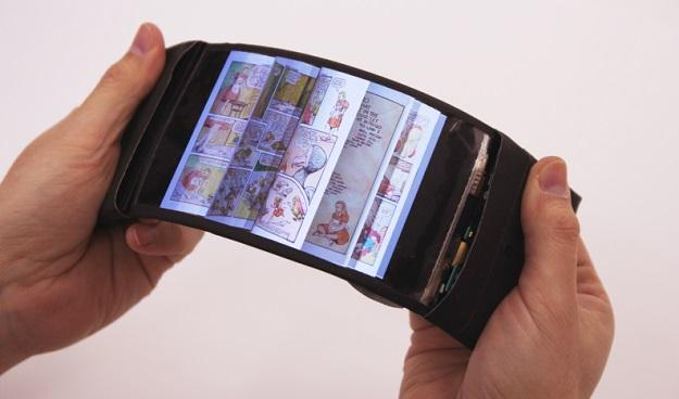 Flexible Smartphone Display