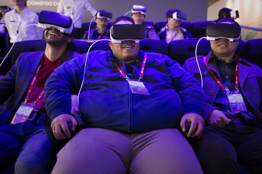MWC 2016 Virtual Reality Headsets