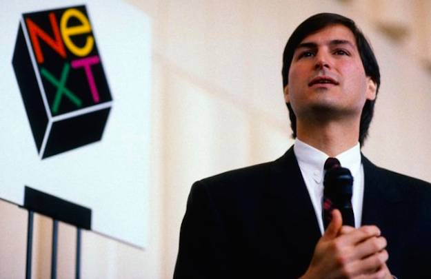 Steve Jobs NeXT Unveiling
