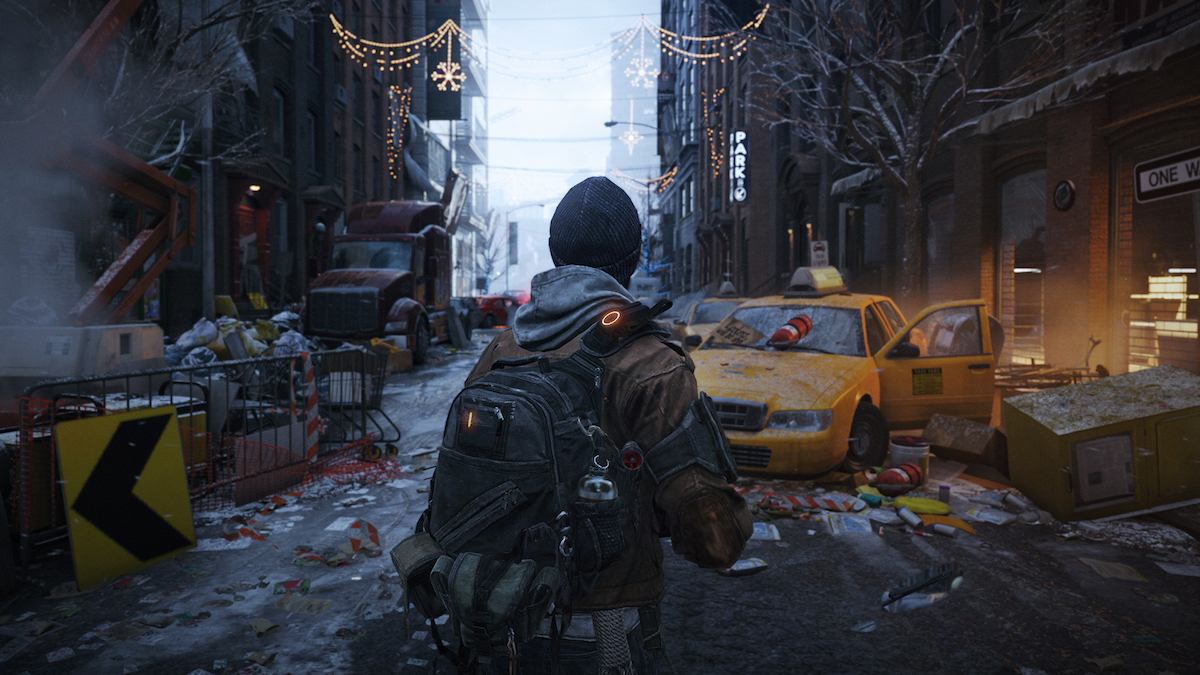 The Division Preview