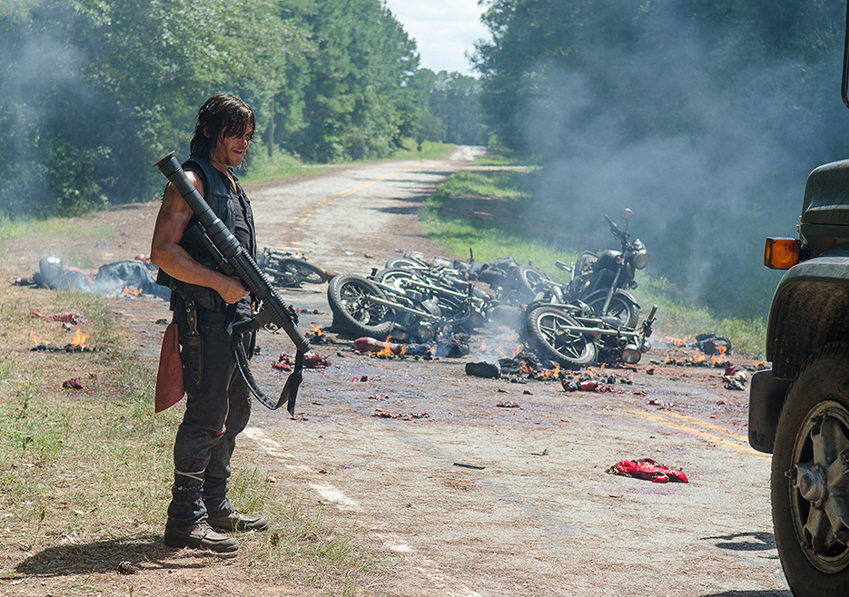 Walking Dead Review Episode 609