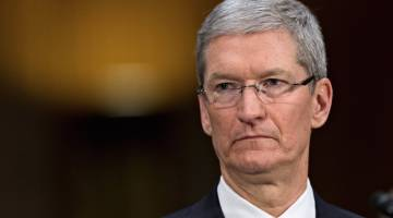 Apple CEO Tim Cook and tax reform