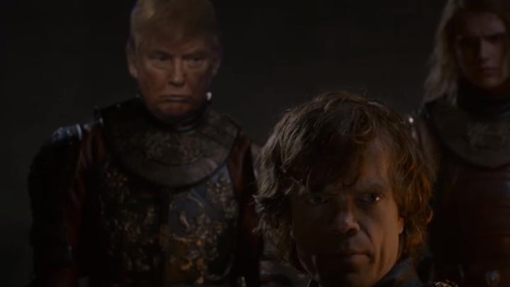 Donald Trump Game Of Thrones Mashup Video