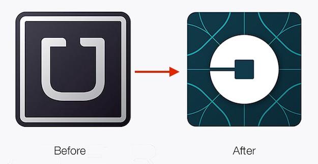 Uber App Icon Design