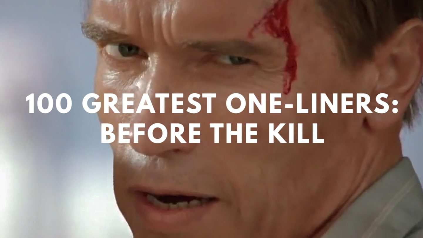 Greatest One-Liners Movies