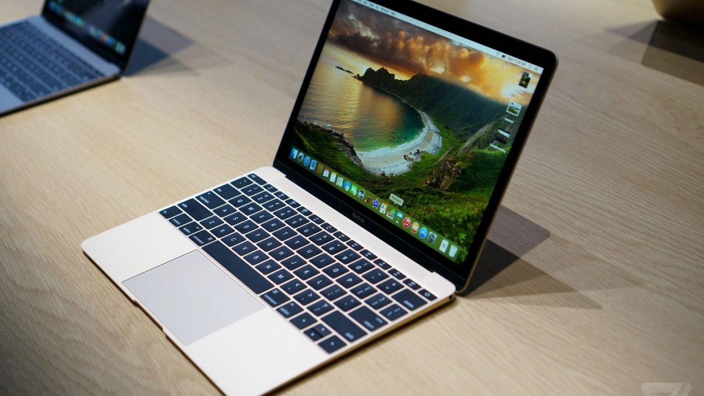 2016 Retina MacBook Pro Air