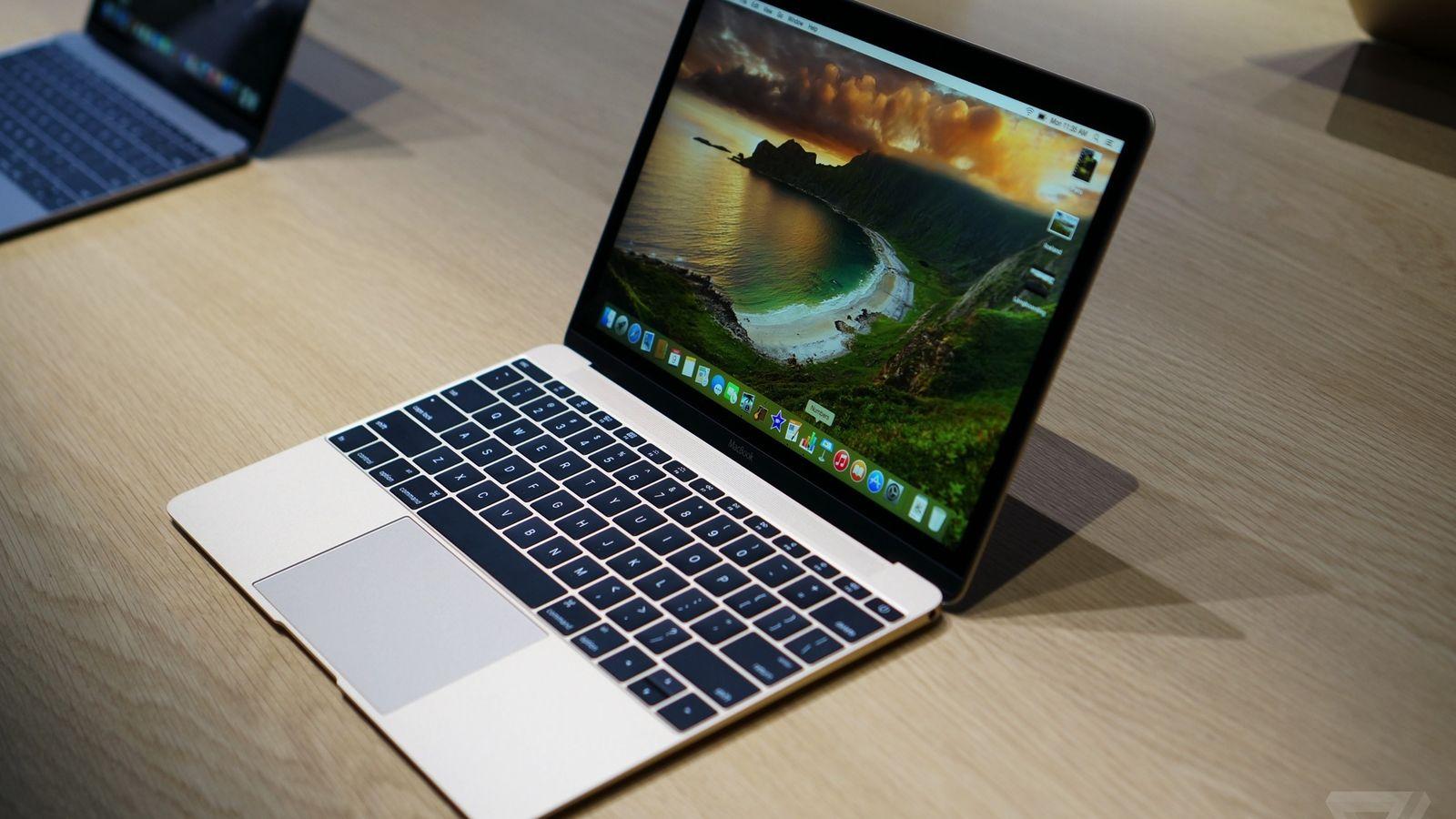 2016 MacBooks Release Date