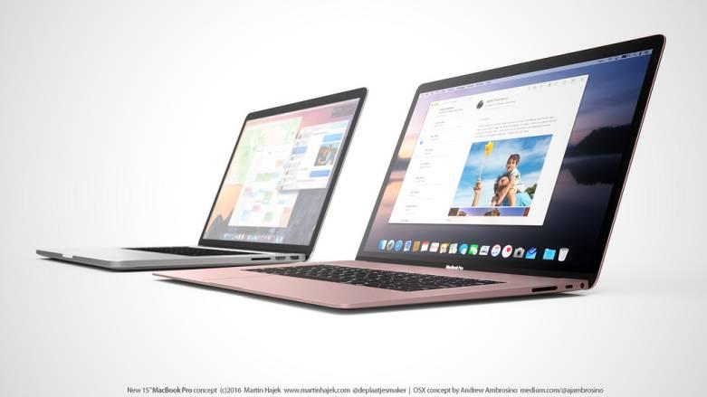 2016 Retina MacBook Pro