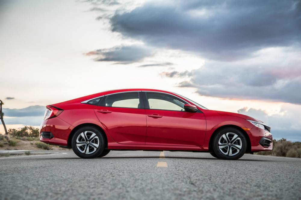 Honda Civic LX Self-Driving Car