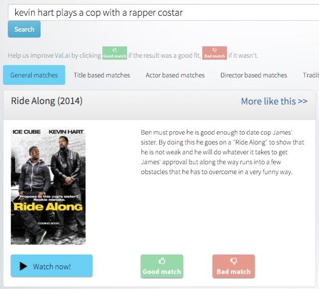 film description finder