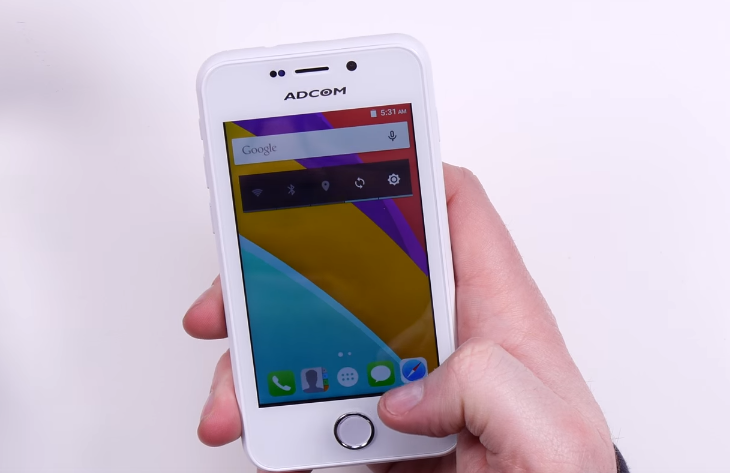 $4 Android Phone Unboxing Video