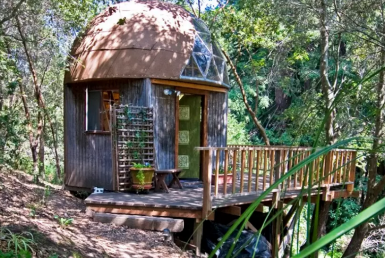 Most Popular Airbnb Rental Cabin
