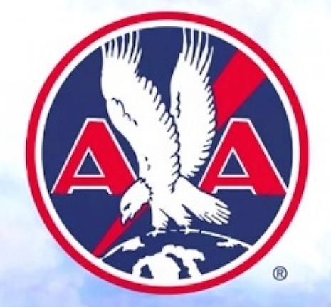 American Airlines original logo