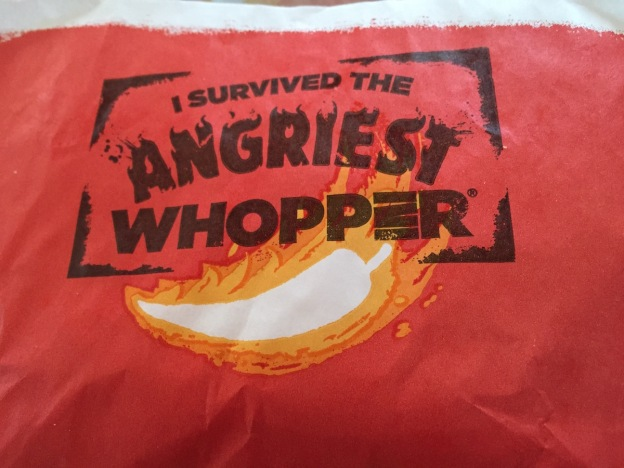 Angriest Whopper