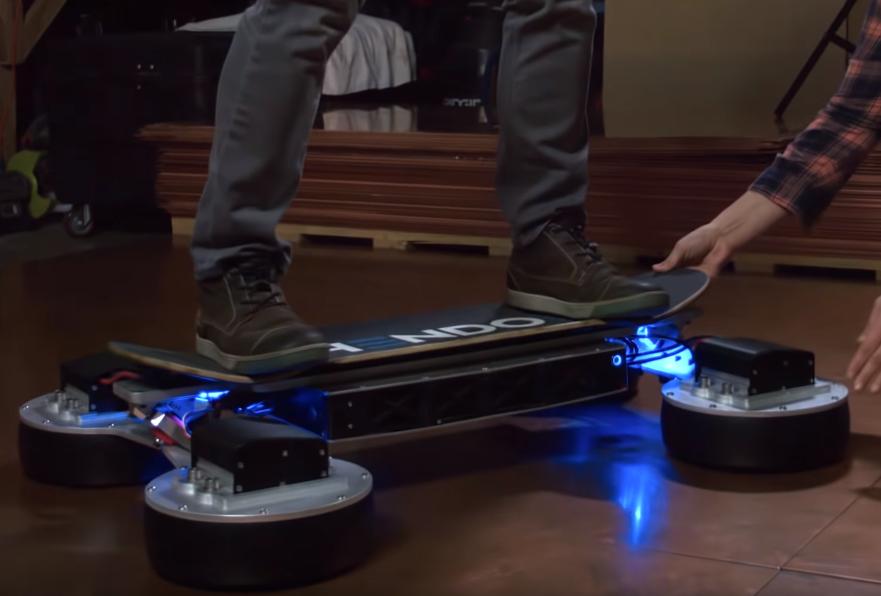 Arx Pax Hendo Hoverboard 2.0
