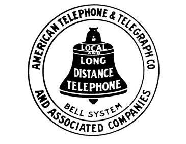 AT&T logo original